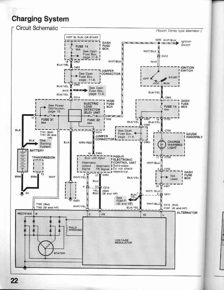 honda crx wiring diagram wiring diagram and hernes honda crx fuse diagram image about wiring